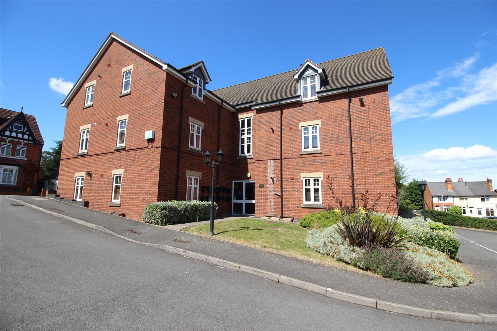 1 Bedroom Flat for rent in Partridge House, Mount Pleasant, Redditch